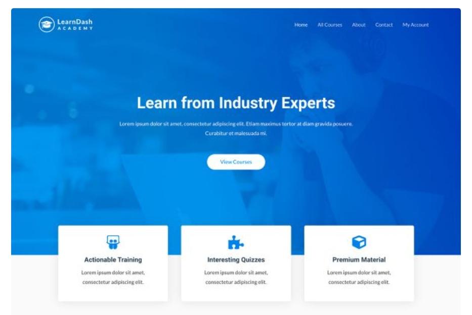 Harga Website sekolah
